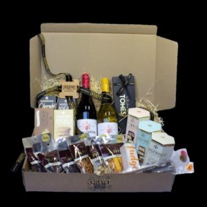 wine, nugart, hamper